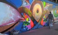 Chor Boogie Market Street Mural San Francisco