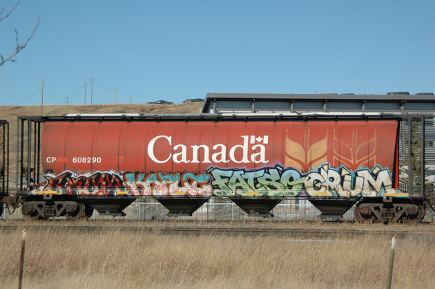 chrome kaput fatso crums graffiti