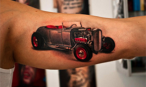 Tattoo Tuesday No. 245