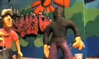 Graffiti Claymation Video