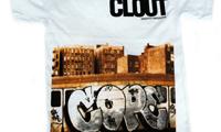 Clout Magazine & Cope2 T-Shirt