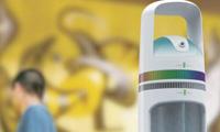 CMYK Refillable Spray Can