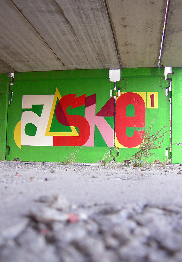 aske graffiti