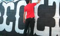 Colt 45 Graffiti