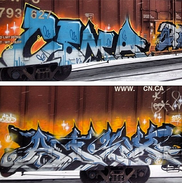 coma afex boxcar freight