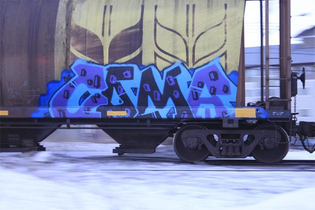 coma graffiti