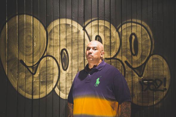 cope2 graffiti writer new york