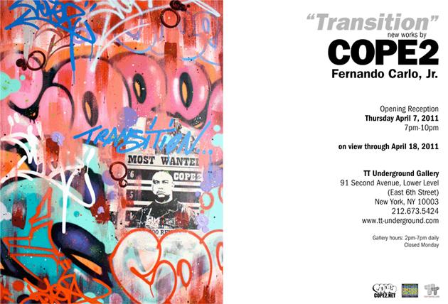 cope2 transition