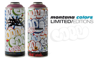 Cope2 Limited Edition Montana Cans