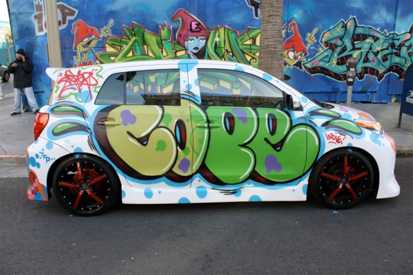 cope2 graffiti scion