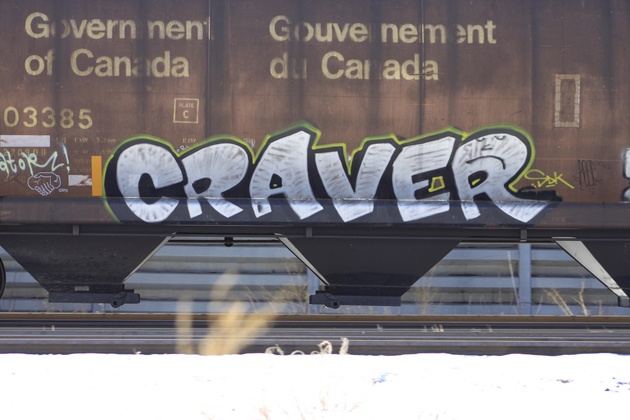 craver graffiti