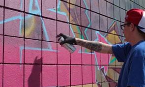 Crazy Apes Graffiti Trip to Toronto