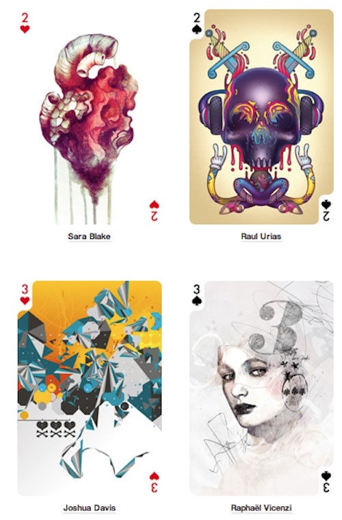 creative cards playing cards