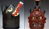 Custom Handmade Growlers