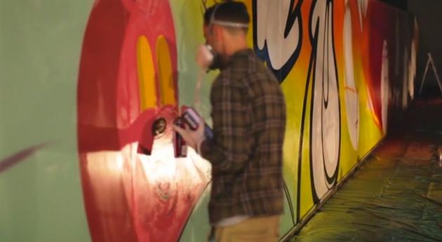 dabs myla insa graffiti melbourne