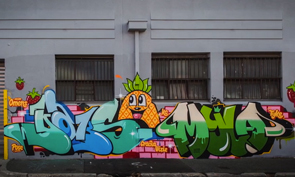 Dabs & Myla Graffiti in Melbourne