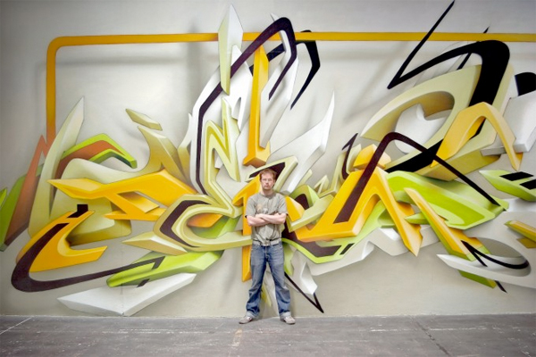 daim graffiti