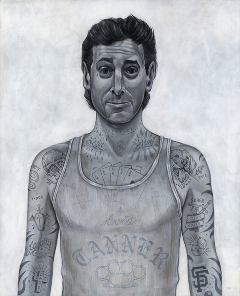 danny tanner tattoos
