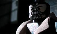 The Dark Knight Trailer in LEGO