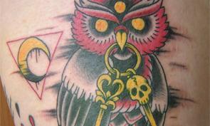 Tattoo Tuesday No. 132