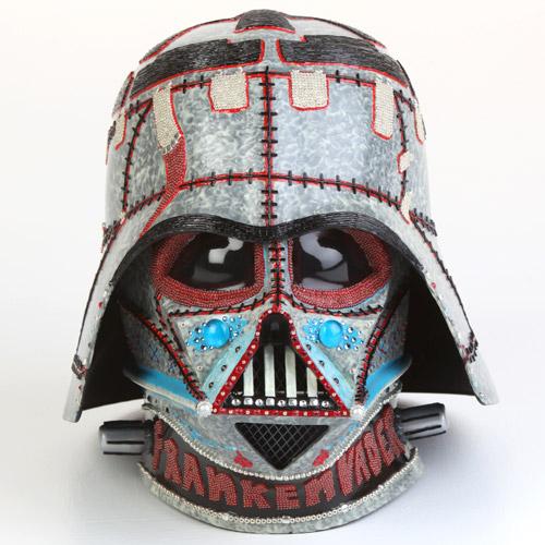 darth vader art masks