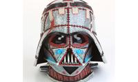Darth Vader Helmet Art