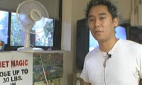 David Choe Video Interview from Dithers