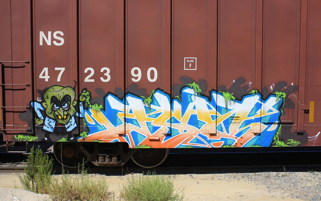 daze graffiti