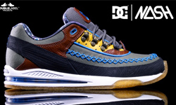DC Shoes & Nash Money Collaboration