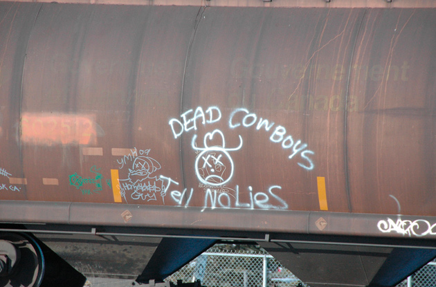 dead cowboys tell no lies