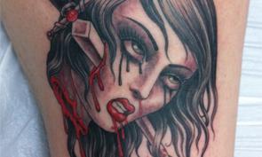 Tattoo Tuesday No. 208