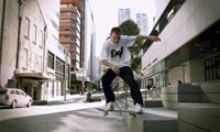 DEF Skateboarding Video in Slow Motion