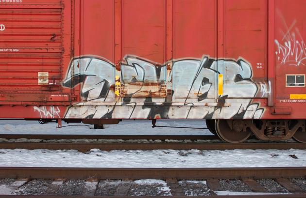 demos boxcar graffiti