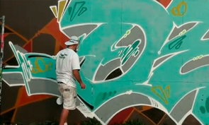 Demos Graffiti Video