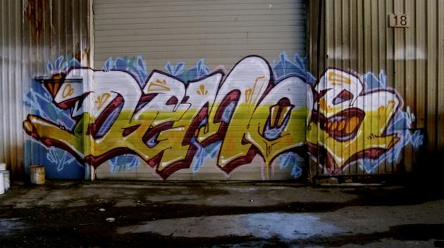 demos wall