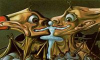 Salvador Dali and Walt Disney Destino Animation