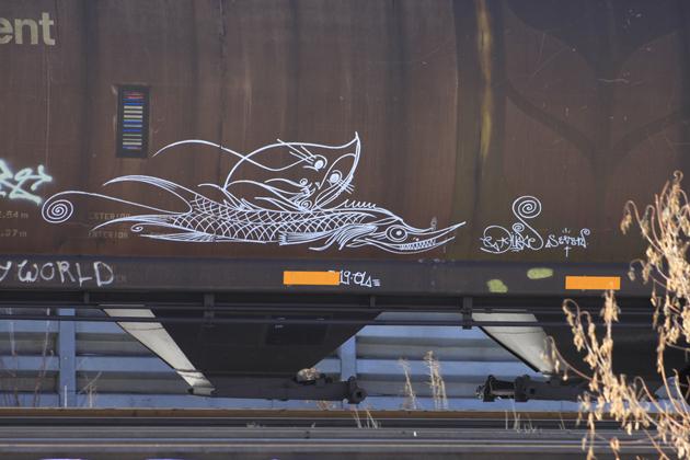 deuce seven graffiti
