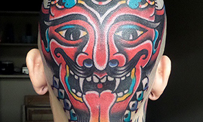 Tattoo Tuesday No. 252