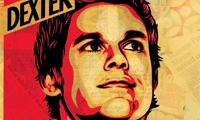 Shepard Fairey Designs Dexter Poster