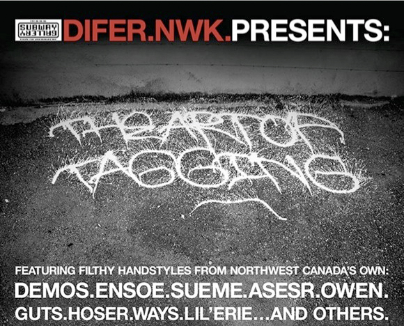 difer nwk the art of tagging