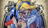 Disney Princess Zombies