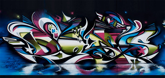 does graffiti