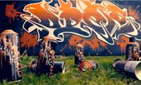 Does Ironlak Graffiti Video