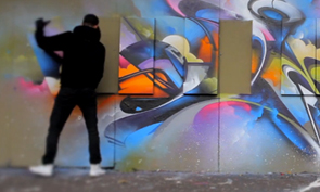 Does Graffiti in London – Endless Perspectives
