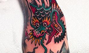 Tattoo Tuesday No. 292
