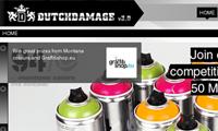 New Dutch Damage Graffiti Site