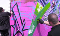 Elan & Mimik Graffiti Video