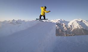 Elias Elhardt Snowboarding Video