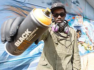 elicser toronto graffiti