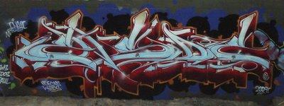 Ensoe Vancouver Graffiti